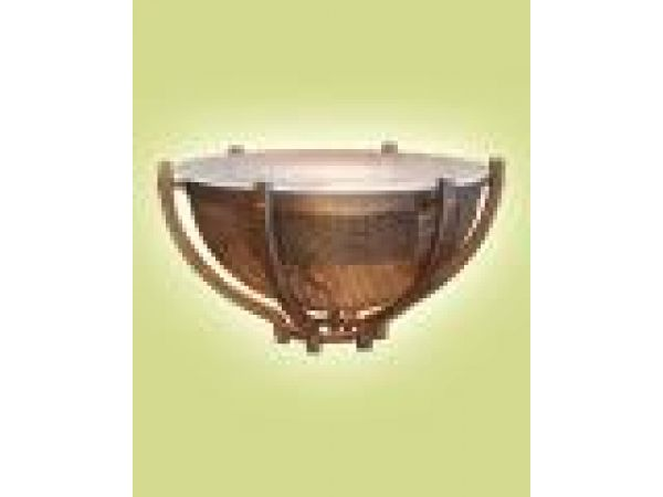 Olymp Olympus Pedestal Mount Lamps (Short)
