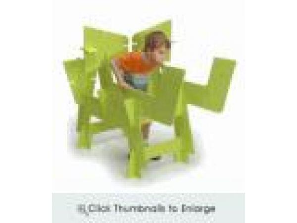Childrens' Furniture: Offi: Space Frame Builder