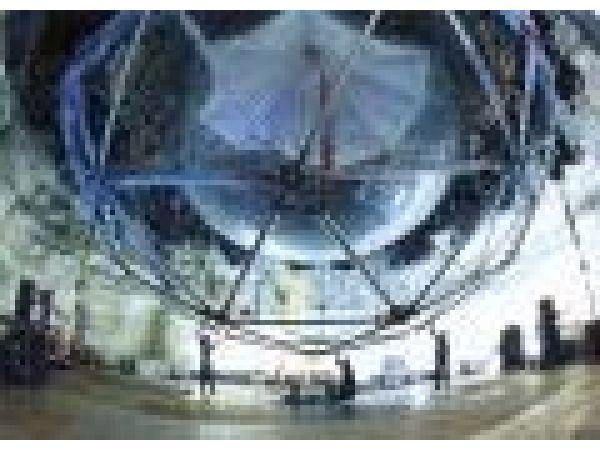 Sudbury Neutrino Observatory Project