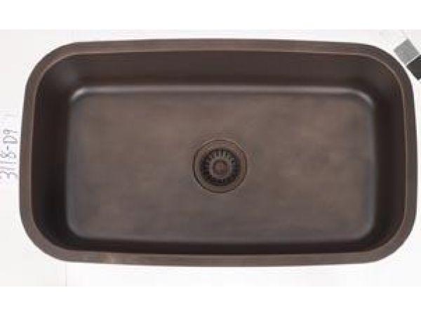 Artisan Fleur-de-Lis Sink: FDL-LM3118 D9