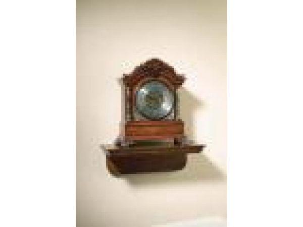 Central Park Mantel Clock
