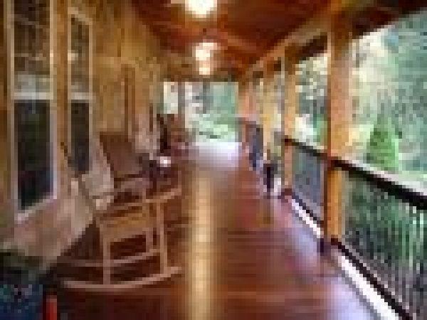 Ipé (Ipe) Porch Deck