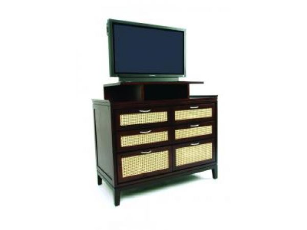 Contemporary Media Console