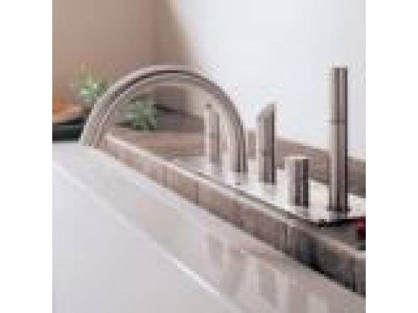Deck Mounted Bath/Shower Mixer