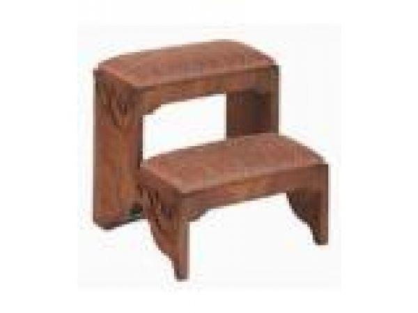 Upholstered Bed Steps