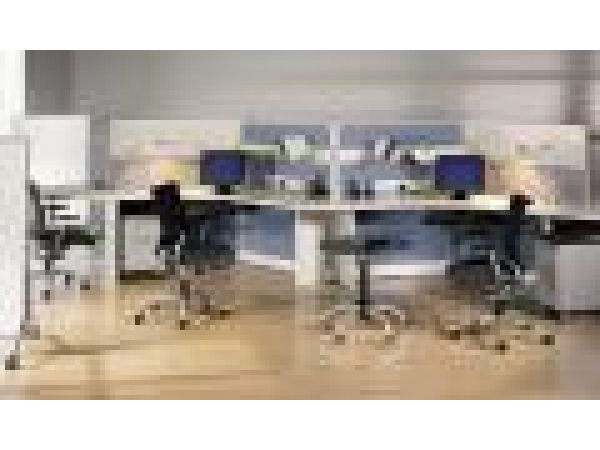 Initiate' Panel and Desk System
