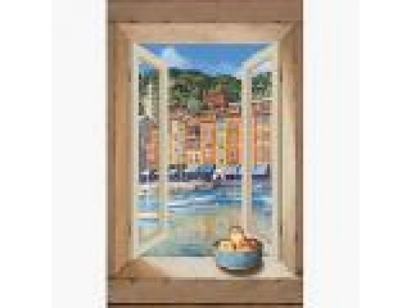 Mediterranian Window