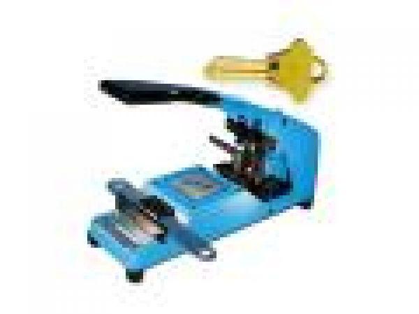 Pro-Lok Blue Punch Key Machine