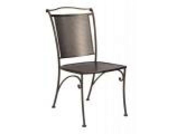 Terrace Rose - Mesh Side Chair