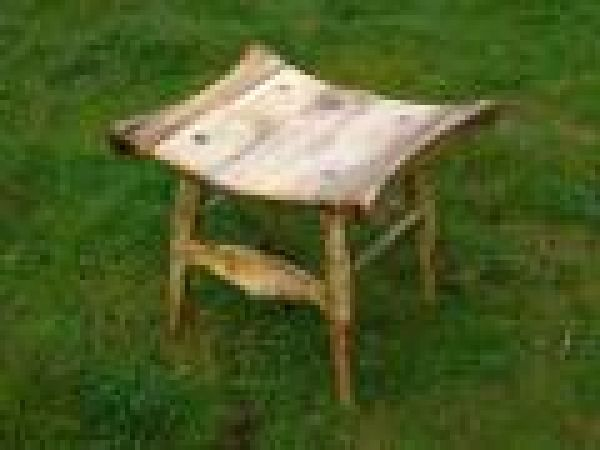 Small Sitting Bench