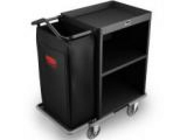 9T60 Compact Housekeeping Cart