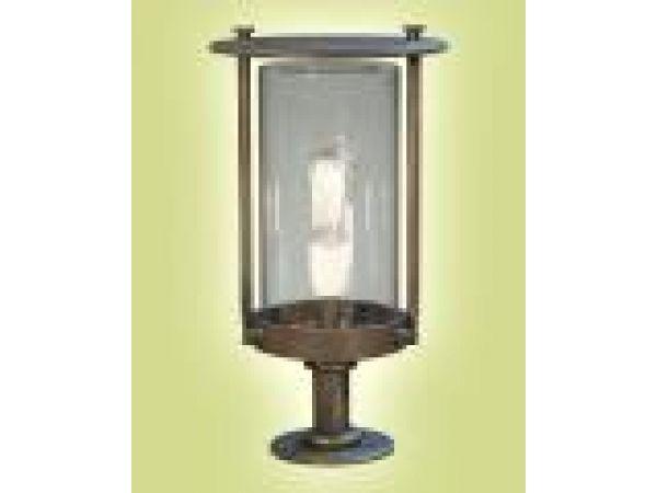 Graz Pedestal Mount Lamp