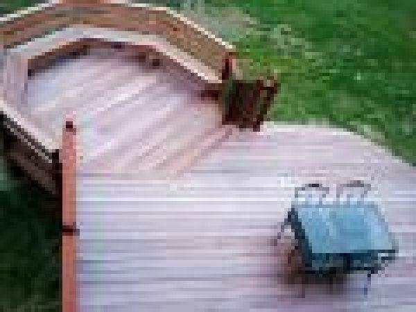 Ipé (Ipe) Deck in Ashland, VA