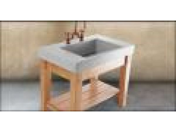 P-Series Concrete Ramp Sink