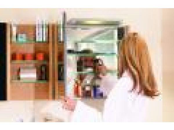 Urban' Medicine Cabinet