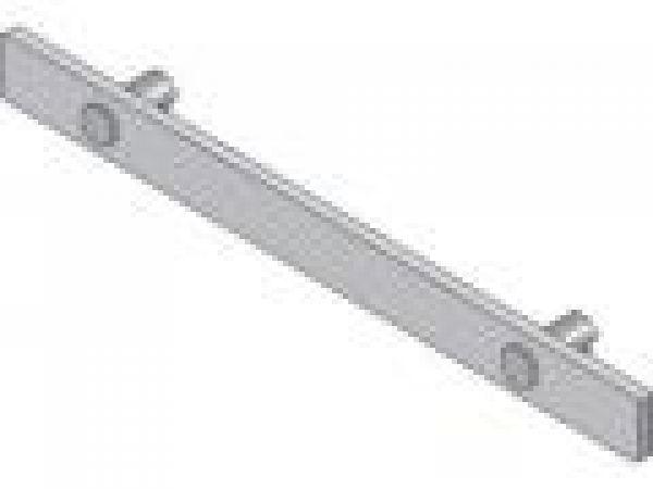 Shelf Edge for GLASS Shelf