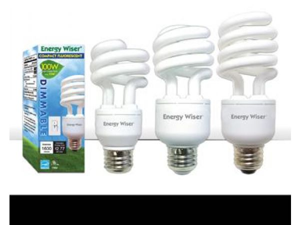 Dimmable Coil CFLs