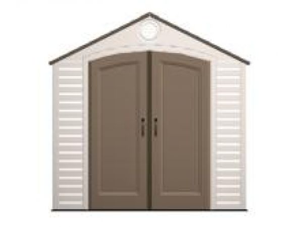 Double Doors for 8-Foot Wide Sheds