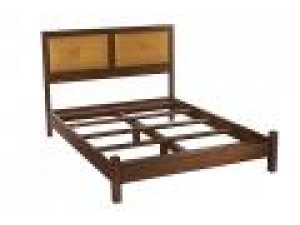 Malam Queen Bed