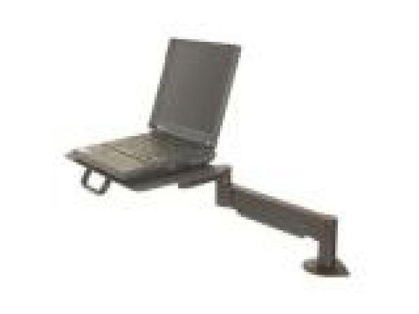 7011-8129 - Laptop mount on height-adjustable arm