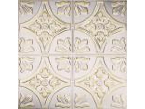 Ceiling Finishes-Gold over  Argent Silver