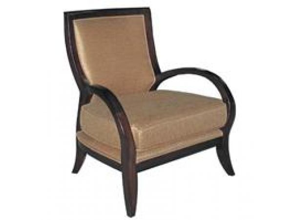2117- CHR 01 Lounge chair