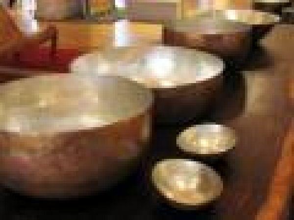 Copper Bowls, Clodagh for SURevolution