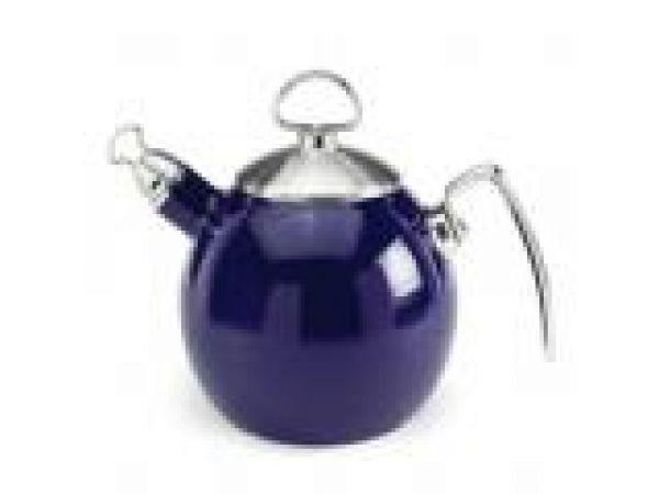 Enamel On Steel Tea Ball