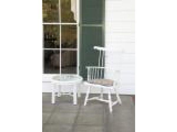 Terra Furniture's Windsor Armchair