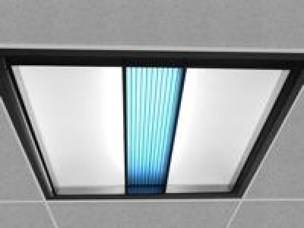 Neo-Ray Recessed Series 282-284 Luminous