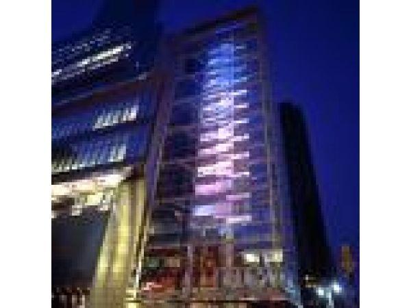 CNN Time Warner Building