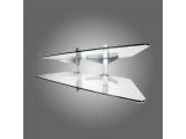 A/V Furniture - AV Component Shelf System