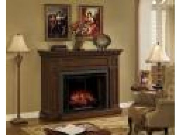 Avignon Electric Fireplace