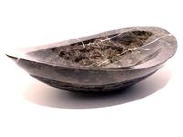 Lautus Natural Stone Oval Vessel Sink
