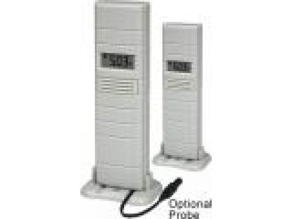 TX25U-ITWireless Temperature Sensor with Optional 10 Ft Probe