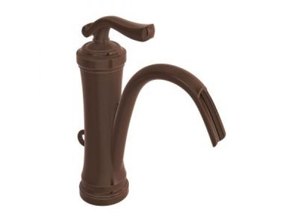 Winslet single handle faucet in Oil Rubbed Bronze