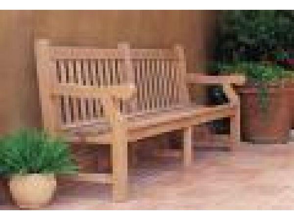 Parkside Bench - #2608