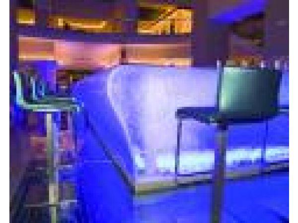 BlĴ Lounge Bar - Bucharest, Romania