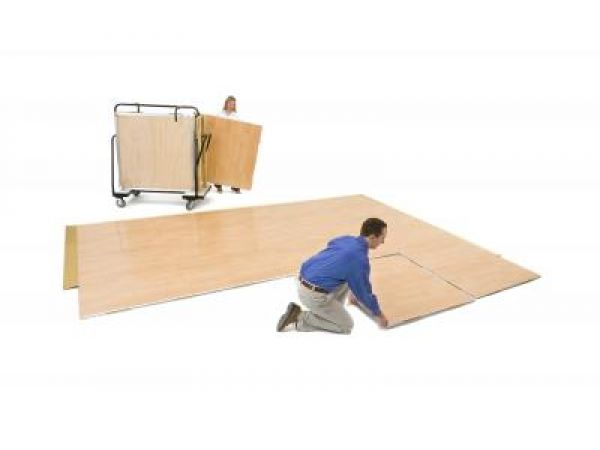 Magnattach Portable Dance Floor