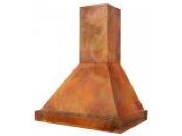 Arts and Crafts Pyramid Hood