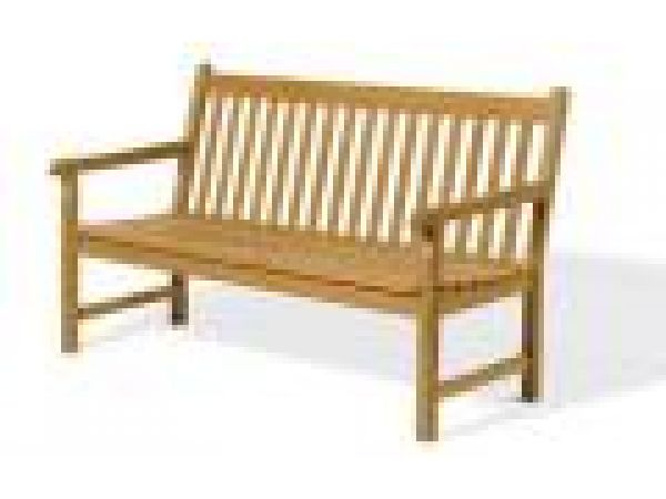 Classic 5 Foot Bench