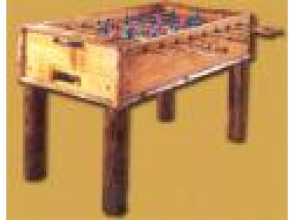 Standard Foosball Table