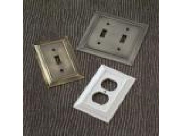 Architectural Wall Plate Collection
