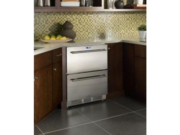 True Undercounter Refrigerator Drawers