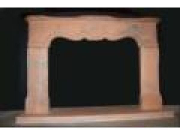 Marble Fireplace Mantels - MF28
