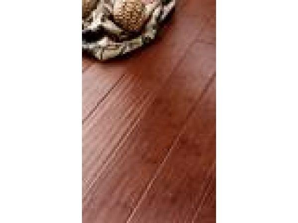 Handscraped Bamboo - Cognac