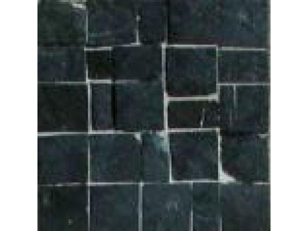Stone Mosaics-Black Stone
