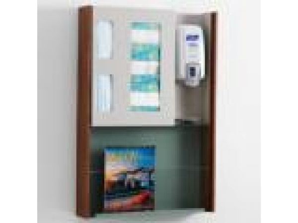 healthFIRST Wall Mounted Infection Control Cent