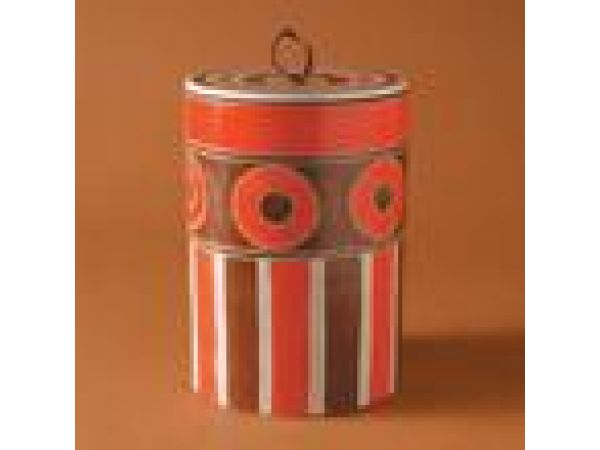 Sgraffito X-large Canister