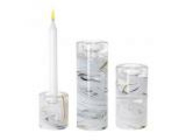 Colonne Candlestick Set of 3